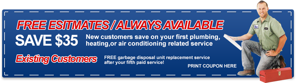 Call For Hvac Amp Plumbing Services In Portland Or And